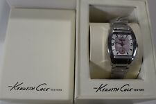 Kenneth Cole Reaction Women's Watch Pink MOP Dial KC4498