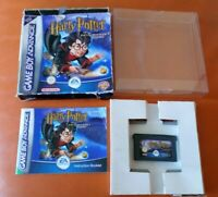 NINTENDO GAME BOY ADVANCE GAME HARRY POTTER AND THE PHILOSOPHER'S BOXED 2001