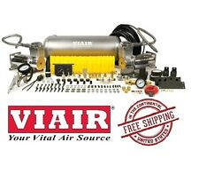 VIAIR 150PSI 4.55CFM Dual 400C Onboard Air System Universal Fit 20015