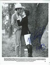 Melissa Gilbert signed Sylvester 8X10 Original Still Photo -1993