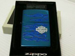 2014 zippo0 lighter (case only - without insert) - HARLEY GHOST