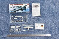 Academy 1:72 Focke-Wulf FW 190-D9 kit #1660
