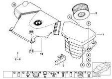 Air Filter Genuine BMW E46 3 Series 318i 318ti 316i 316ti 13717509544