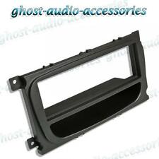Ford Focus Black Curved CD Radio / Stereo Facia / Fascia Adaptor Plate