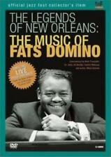 The Legends Of New Orleans: The Music Of Fats Domino DVD VIDEO MOVIE jazz live