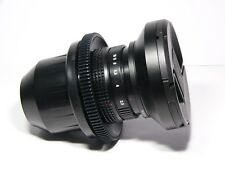 Mir-1B 2.8/37mm PL-mount lens Red One,Arri. Full frame. CINEMA 35mm 4K. FFG