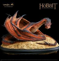 RARE LIMITED EDITION-WETA- LOTR THE HOBBIT SMAUG THE TERRIBLE STATUE SOLD OUT