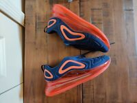 Nike Air Max 720 Obsidian/Cosmic Clay New Size 10.5 US AO2924 404
