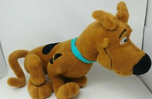 Large Gund Poseable Scooby-Doo Plush Stuffed Animal - 22 Inches