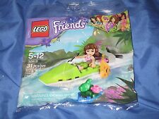 FRIENDS LEGO Set #30115 ~Promo/Polybag Set  Jetski/Powerboat
