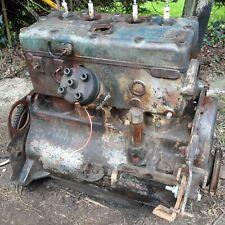 Willys jeep engine