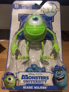 Scare Majors Monster University - ROBERT/MIKE - NEUF SOUS EMBALLAGE D'ORIGINE