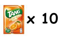 Lot de 10 sachets de tang goût orange, jus de fruit, envoi soigné