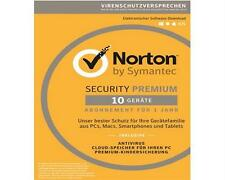 Symantec Security Premium 2016 (10) - Vollversion für Mac, Windows 21355488