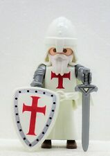 TEMPELRITTER TEMPLER ORDEN B PLAYMOBIL > Kreuzritter Sammlung Crusader Jerusalem