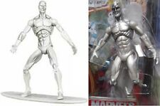 SILVER SURFER HASBRO MARVEL UNIVERSE GREATEST BATTLES COMIC PACK 3-3/4 3.75