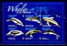 Dominique 2010 baleines feuillet n° 3501 à 3506 neuf ** 1er choix
