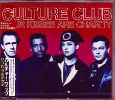 ☆ MAXI CD CULTURE CLUB Your kisses are charity 3-track Jewel case - Japan  NEW ☆