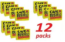 12 Cafe Bustelo expresso Ground Coffee 10 oz each Brick Cuban