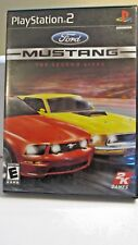 Ford Mustang: The Legend Lives (Sony PlayStation 2, 2005)Free Shipping