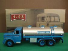 Altaya IXO Camions d'Autrefois SCANIA VABIS LS 85 CITERNE PETROFRANCE CHIMIE
