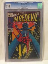 Daredevil #48 CGC 7.0 Stilt-Man appearance