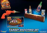 Wild West Gun Slinger Target Shooting Set Play Gun Dragon I toys Genuine 2018