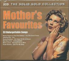 Mother's Favourites - The Solid Gold Collection (2CD 2005) NEW/SEALED