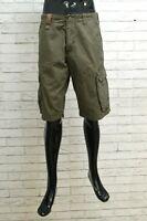 Bermuda da Uomo Marlboro Classics Taglia 48 Pantaloncino Shorts Man Casual Italy