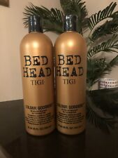 ** 2 TIGI BED HEAD COLOUR GODDESS OIL INFUSED COLOR SHAMPOOS ** 25.36 OZ
