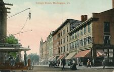 BURLINGTON VT – College Street