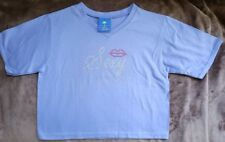 Vintage 80's *Sexy* Ladies Tattoo Style T-shirt (Made in Usa) (Sm) *Free Ship*