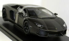 Nex 1/18 Scale 18041 Lamborghini Aventador LP 700-4 Matt Black Diecast Model Car
