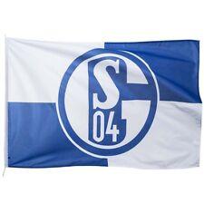 FC Schalke 04 Hissfahne Karo S04 Fahne FC Schalke 04 Logo 150 x 100