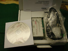 LENZ DCC COMPUTER INTERFACE MODULE L!_USB_ETHERNET 23151 USED EXCELT CONDITION
