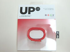 7x Jawbone UP24 Bundle Out of Date App Spares Activity Fitness - Red Size Small