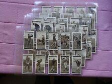 More details for complete set - churchman - famous golfers 50 cards( bobby jones tom morris hagen