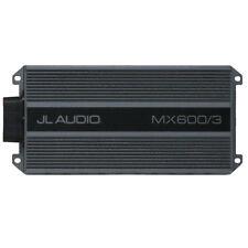 JL Audio MX600/3 600W RMS MX Series Class-D 3-Channel PowerSport Amplifier NEW