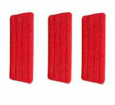 4 x Microfiber Pads For The Trigger spray Water Spraying Mop, Flat Spray Mop