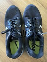 Nike Zoom Dynamic Support Fit Men's Black Running Sneakers size 9.5