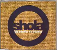 Shola - Big Bubbles, No Troubles - CDM - 1994 - House 6TR Shola Phillips