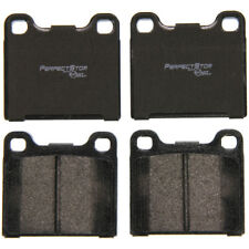 Disc Brake Pad Set-Wagon Rear Perfect Stop PS31M