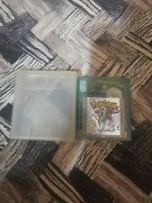 Pokémon Cristallo Game Boy Color