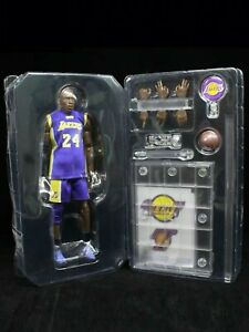 COMPLETE-1/9 Scale Kobe Bryant 24 Los Angeles Lakers Mamba Action Figure toy