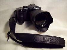 Panasonic LUMIX DMC-FZ30 8.0MP Digital Camera - Black