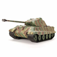 3888-1 2.4G 1/16 German King Tiger Tank RC Smoke & Sound Radio Remote Control