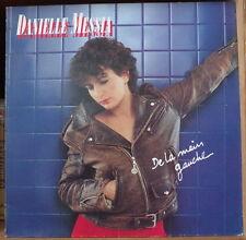 DANIELLE MESSIA DE LA MAIN GAUCHE FRENCH LP BARCLAY 1982