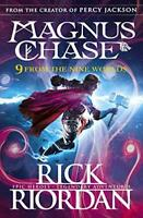 9 From the Nine Worlds: Magnus Chase and the Gods of Asgard by Riordan, Rick, NE