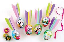 Easter Decorations Basket Fillers Fun Foam Egg Flyer Football Stuffed Kids Toys