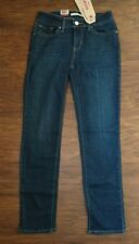 Levi's Womens 712 Slim Fit Jeans Size 31 X 30 Code Run off Style # 18884009